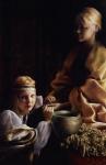 The Trial Of Faith - 11 x 17 giclée on canvas (pre-mounted)
