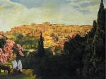 Unto The City Of David - 12 x 16 print