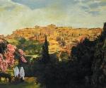 Unto The City Of David - 20 x 24 print
