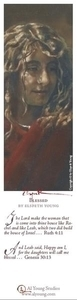 Blessed - Bookmark by Elspeth Young
