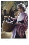 And Martha Served - 5 x 7 print