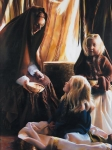 The Daughters Of Zelophehad - 30 x 40 print
