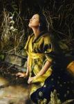 God Liveth And Seeth Me - 20 x 28 giclée on canvas (unmounted)