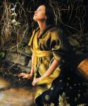 God Liveth And Seeth Me - 20 x 24 print