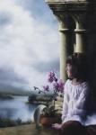 The Seed Of Faith - 20.25 x 28.5 giclée on canvas (unmounted)