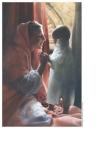 For This Child I Prayed - 9 x 14 print