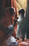 For This Child I Prayed - 18 x 28.25 print
