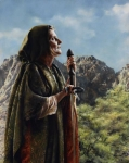 I Arose A Mother In Israel - 8 x 10 giclée on canvas (pre-mounted)
