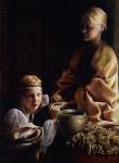 The Trial Of Faith - 16 x 21.75 giclée on canvas (pre-mounted)