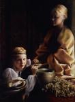 The Trial Of Faith - 24 x 32.75 giclée on canvas (unmounted)