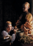 The Trial Of Faith - 18 x 24.5 print