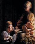 The Trial Of Faith - 24 x 30 print