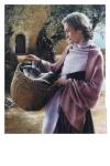 And Martha Served - 11 x 14 print
