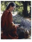 She Is Come Aforehand - 8 x 10 print