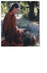 She Is Come Aforehand - 9 x 10.5 print