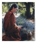 She Is Come Aforehand - 4 x 4.75 print