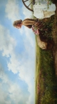 If God So Clothe The Field - 16 x 29.125 giclée on canvas (unmounted)