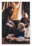 The Daughters Of Zelophehad - 4 x 6 print
