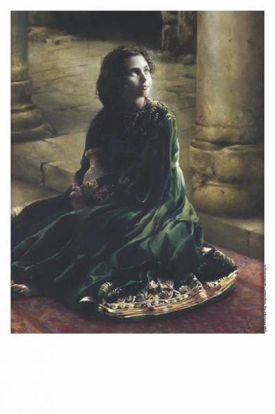 According To Thy Word - 11 x 14 print by Elspeth Young
