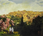Unto The City Of David - 20 x 24 giclée on canvas (unmounted)