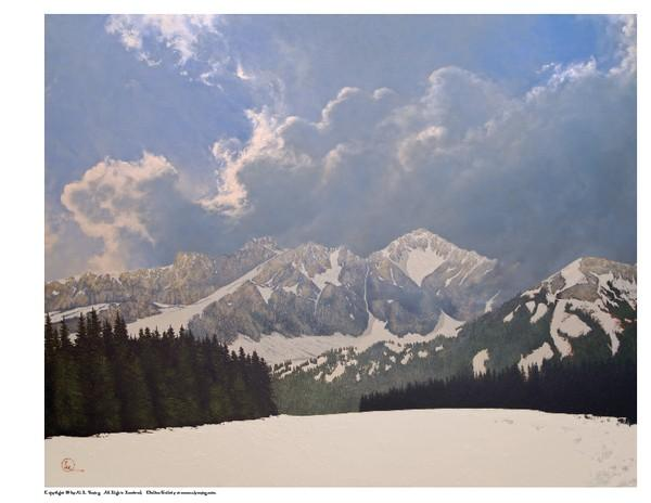 Den Kommende Våren - 8 x 10 print by Al Young