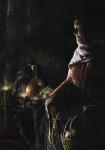 A Lamp Unto My Feet - 14 x 20 print