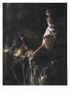 A Lamp Unto My Feet - 11 x 14 print