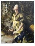 God Liveth And Seeth Me - 8 x 10 print