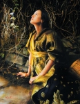 God Liveth And Seeth Me - 14 x 18 print