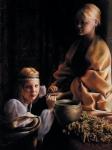 The Trial Of Faith - 30 x 40 print