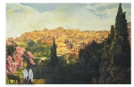 Unto The City Of David - 11 x 17 print