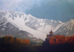 Den Kommende Vinteren - 20 x 28 giclée on canvas (unmounted)