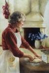 A Labor Of Love - 18 x 27 print