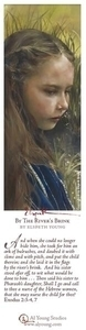 By The River's Brink - Bookmark by Elspeth Young