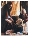 The Daughters Of Zelophehad - 11 x 14 print