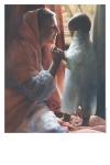 For This Child I Prayed - 11 x 14 print