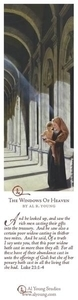 The Windows Of Heaven - Bookmark by Al Young