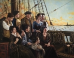 Sweet Land Of Liberty - 11 x 14 print