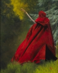 And I Will Not Deny The Christ - 8 x 10 giclée on canvas (pre-mounted)