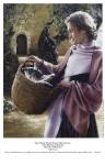 And Martha Served - 11 x 17 print