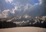 Den Kommende Våren - 18 x 26 giclée on canvas (unmounted)
