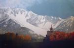 Den Kommende Vinteren - 11 x 17 giclée on canvas (pre-mounted)