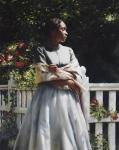 Till We Meet Again - 8 x 10 giclée on canvas (pre-mounted)