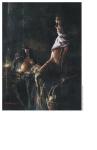 A Lamp Unto My Feet - 9 x 12.25 print