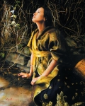 God Liveth And Seeth Me - 16 x 20 print