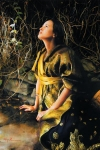 God Liveth And Seeth Me - 20 x 30 print