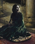 According To Thy Word - 8 x 10 giclée on canvas (pre-mounted)