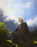 The Mother Of All Living - 8 x 10 giclée on canvas (pre-mounted)