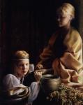 The Trial Of Faith - 24 x 30 giclée on canvas (unmounted)