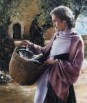 And Martha Served - 16 x 18.75 print